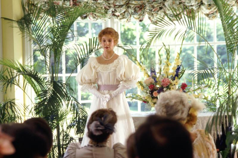 Anne szaval a Fehér Homok Szállóban