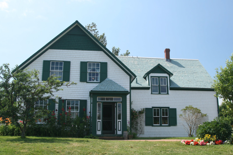 A Green Gables ház Cavendishben