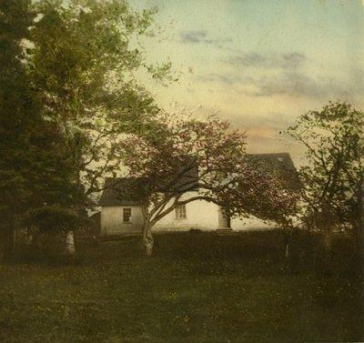 LM Montgomery nagyszüleinek háza Cavendishben