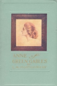 LM Montgomery Anne of Green Gables könyve