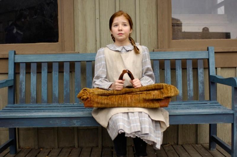 Fiatal Anne a padon