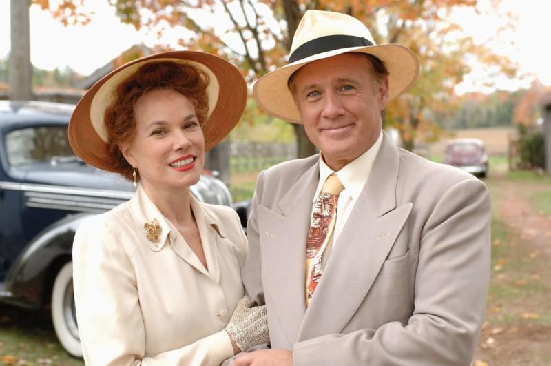Idős Anne és Gene