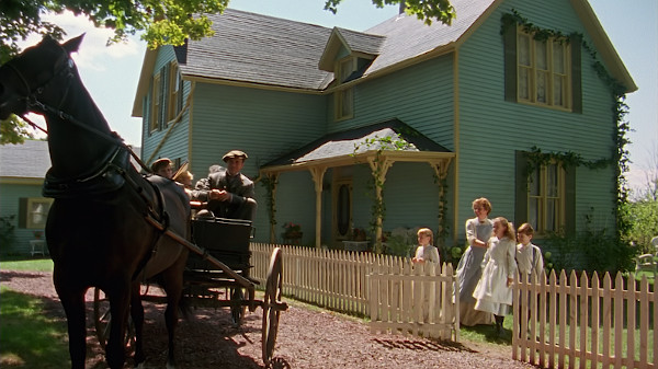 A King-ház a sorozatban