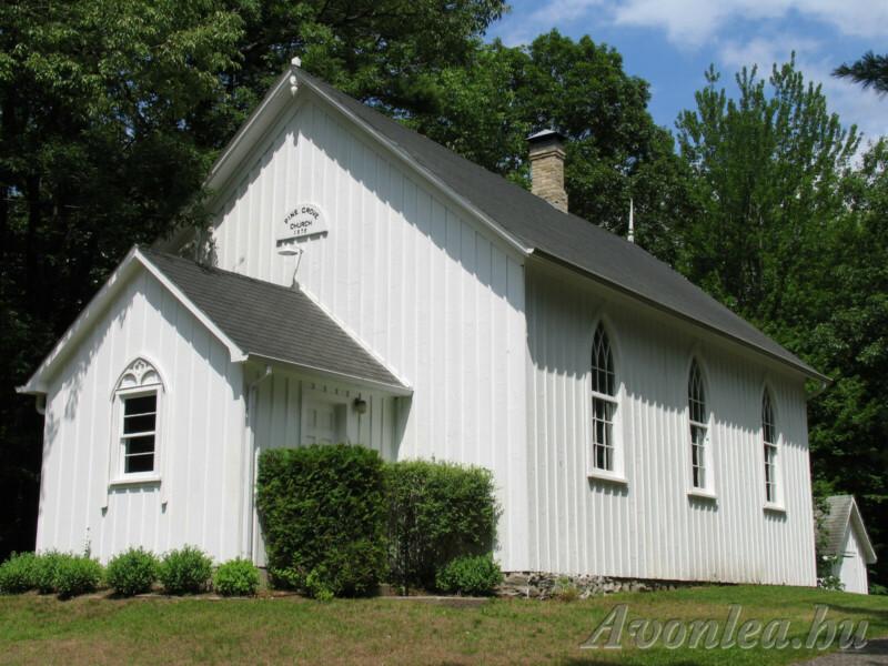 A Pine Grove Pioneer Church 2005-ben