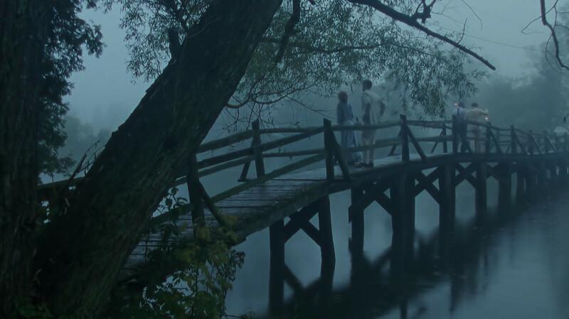 Jelenet az Annából: a híd