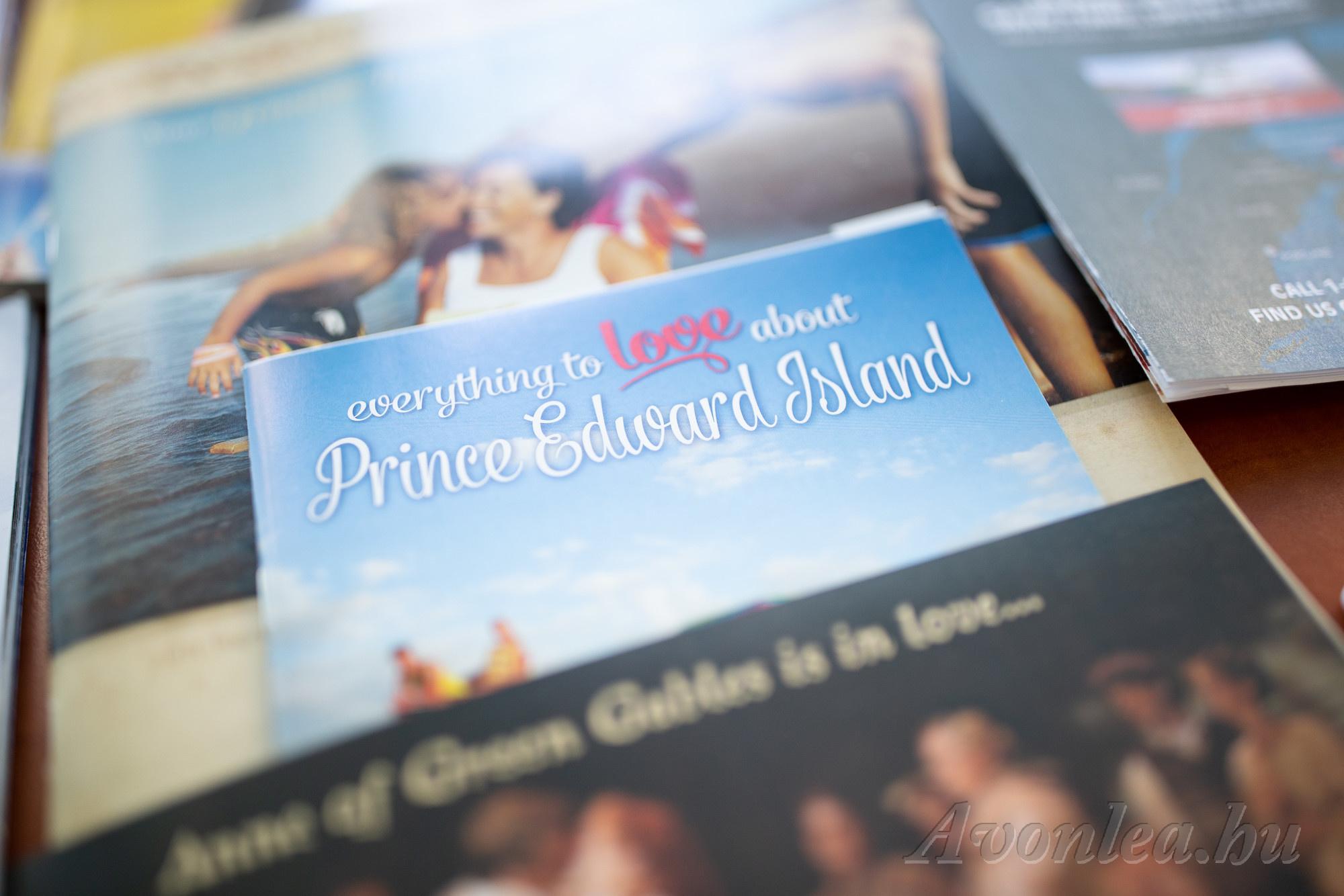 Prince Edward-szigetes kiadványok