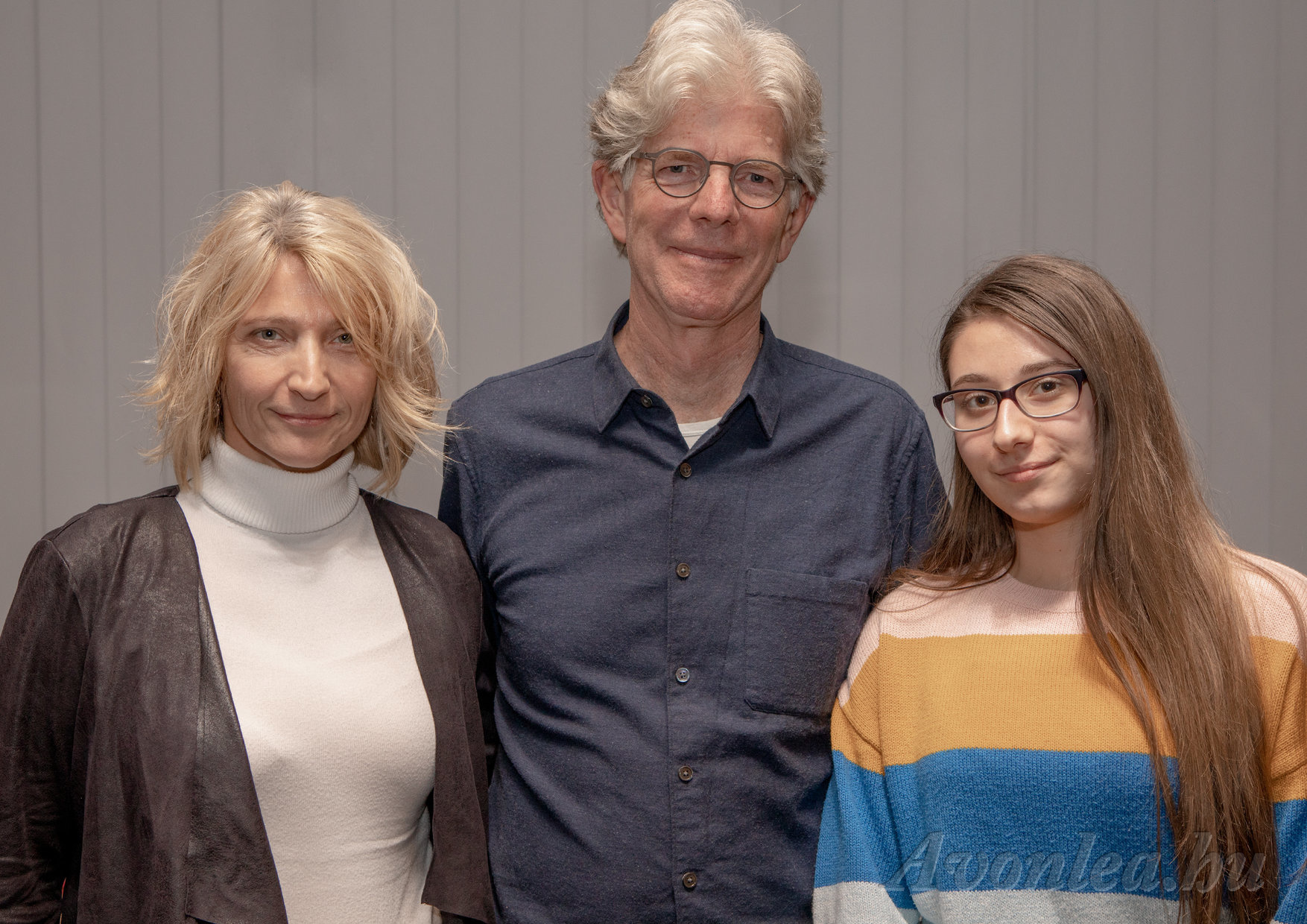 Éva, John és Éva lánya