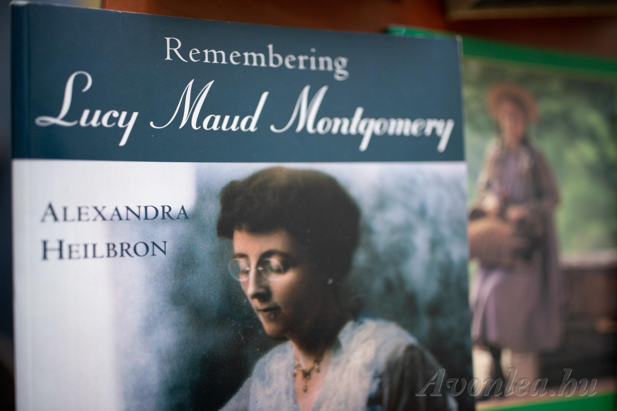 Egy könyv LM Montgomeryről